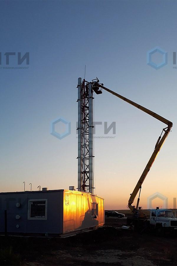 Монтаж транспортабельной блочной котельной установки ТКУ-2100 (видео)