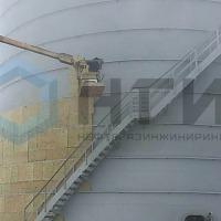 Установка двух РВС-5000 на объекте в г. Кемерово